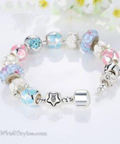 Babys Love Charm Bracelet WO312140CB 5