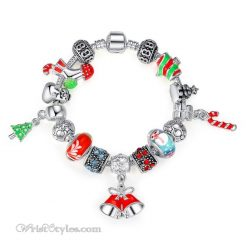 Christmas Charm Bracelet WO295359CB-2
