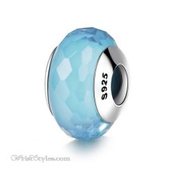 Murano Glass Bead Bracelet Charm 11