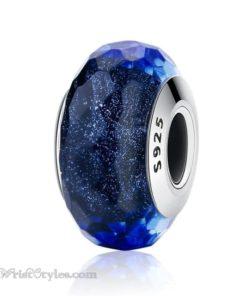 Murano Glass Bead Bracelet Charm 5