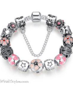 Princess Charm Bracelet WO466695CB 1