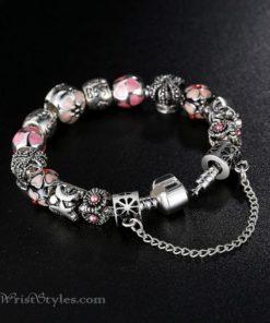 Princess Charm Bracelet WO466695CB 2