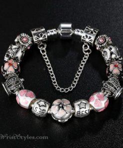 Princess Charm Bracelet WO466695CB
