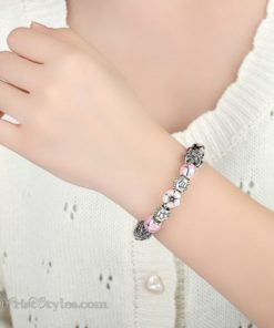 Princess Charm Bracelet WO466695CB 3