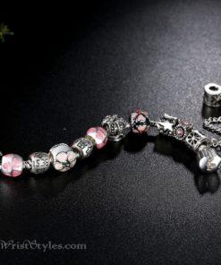 Princess Charm Bracelet WO466695CB 4