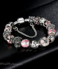 Princess Charm Bracelet WO466695CB 5