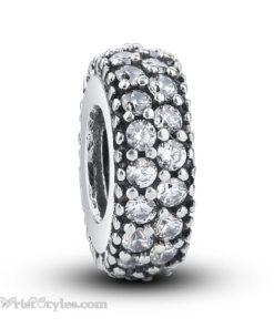 Sparkling Charm Bracelet Spacer WO601749BS 11