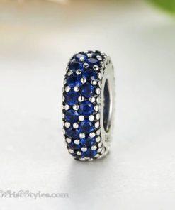 Sparkling Charm Bracelet Spacer WO601749BS 2