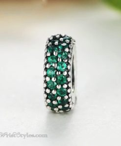 Sparkling Charm Bracelet Spacer WO601749BS 5