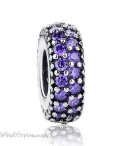 Sparkling Charm Bracelet Spacer WO601749BS 9