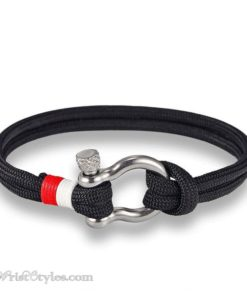 Paracord Shackle Bracelet MK033832CB 1