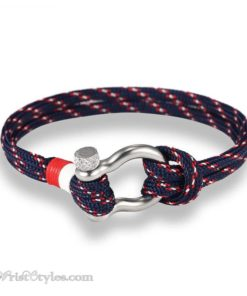 Paracord Shackle Bracelet MK033832CB