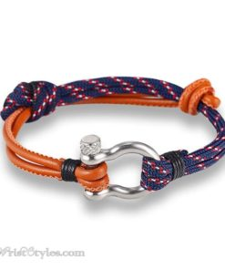 Paracord Shackle Bracelet MK033832CB 6