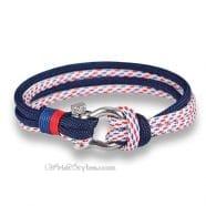 Quad Paracord Shackle Bracelet MK033832CB 2